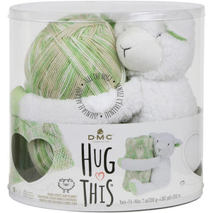 Hug This! Baby Blanket Kits-Kits-Lamb-