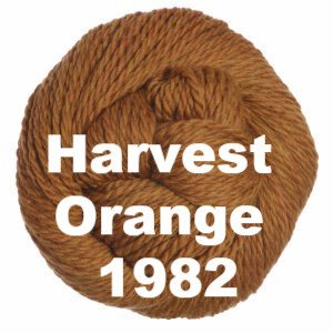 Cascade 128 Superwash Yarn Harvest Orange 1982 - 43