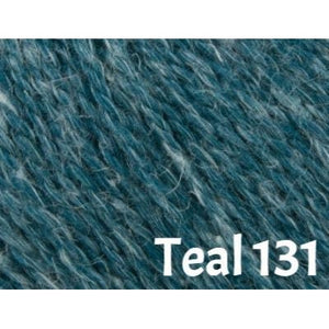Rowan Hemp Tweed Yarn-Yarn-Teal 131-