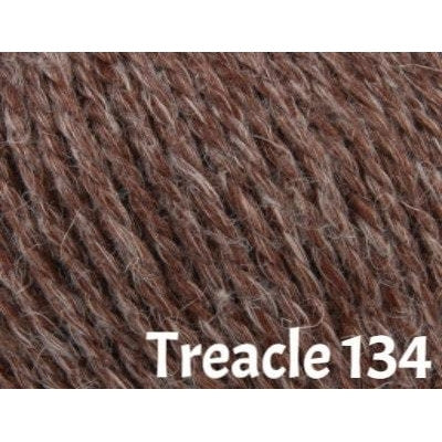 Rowan Hemp Tweed Yarn Treacle 134 - 8