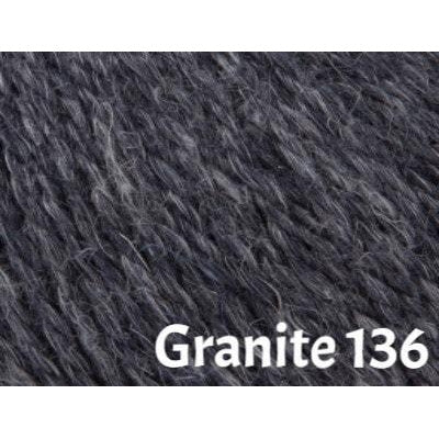 Rowan Hemp Tweed Yarn Granite 136 - 6