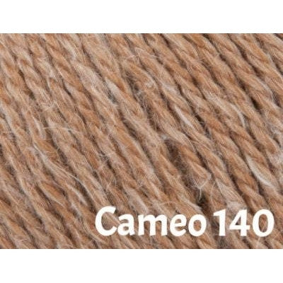 Rowan Hemp Tweed Yarn Cameo 140 - 2