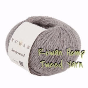 Rowan Hemp Tweed Yarn-Yarn-Cameo 140-