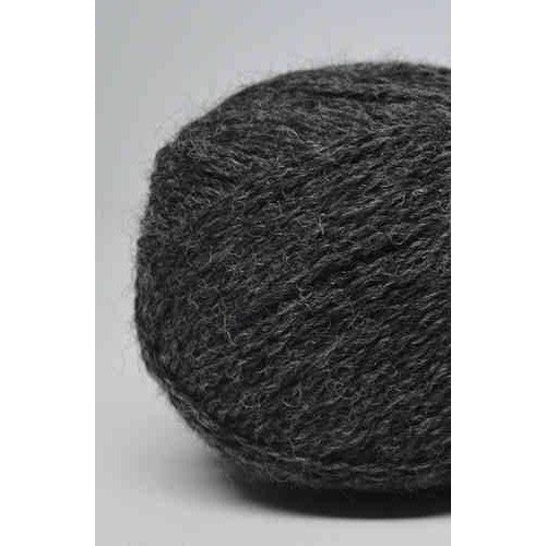 Paradise Fibers Yarn Isager Highland Yarn Charcoal - 2
