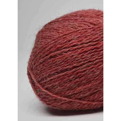 Paradise Fibers Yarn Isager Highland Yarn Chili - 3