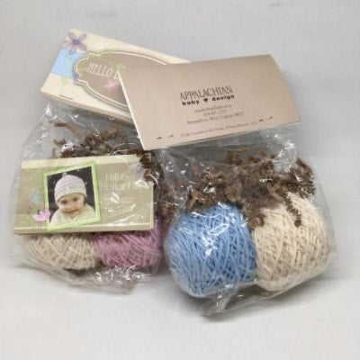 Hill & Holler Hat Knit Baby Hat Kit  - 2