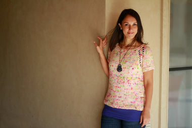 Holi Party Shirt Pattern by Joji Knits  - 1