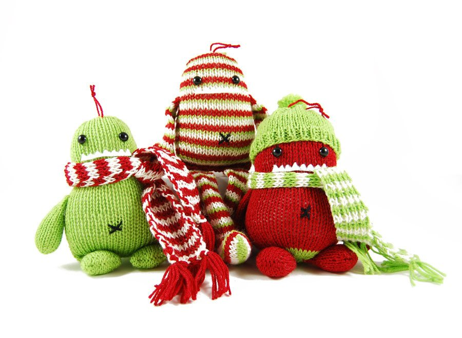 Danger Crafts Holiday Hooligans Pattern  - 3