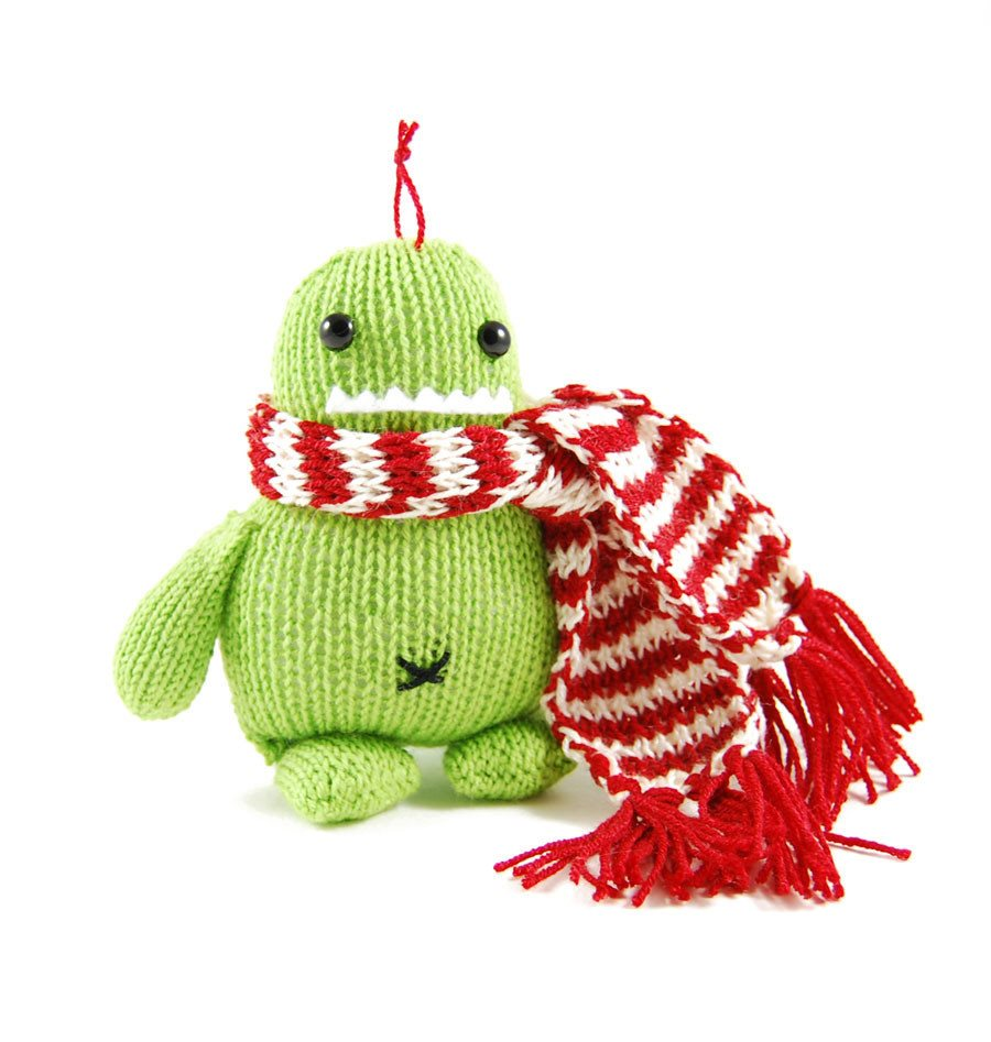 Danger Crafts Holiday Hooligans Pattern  - 4