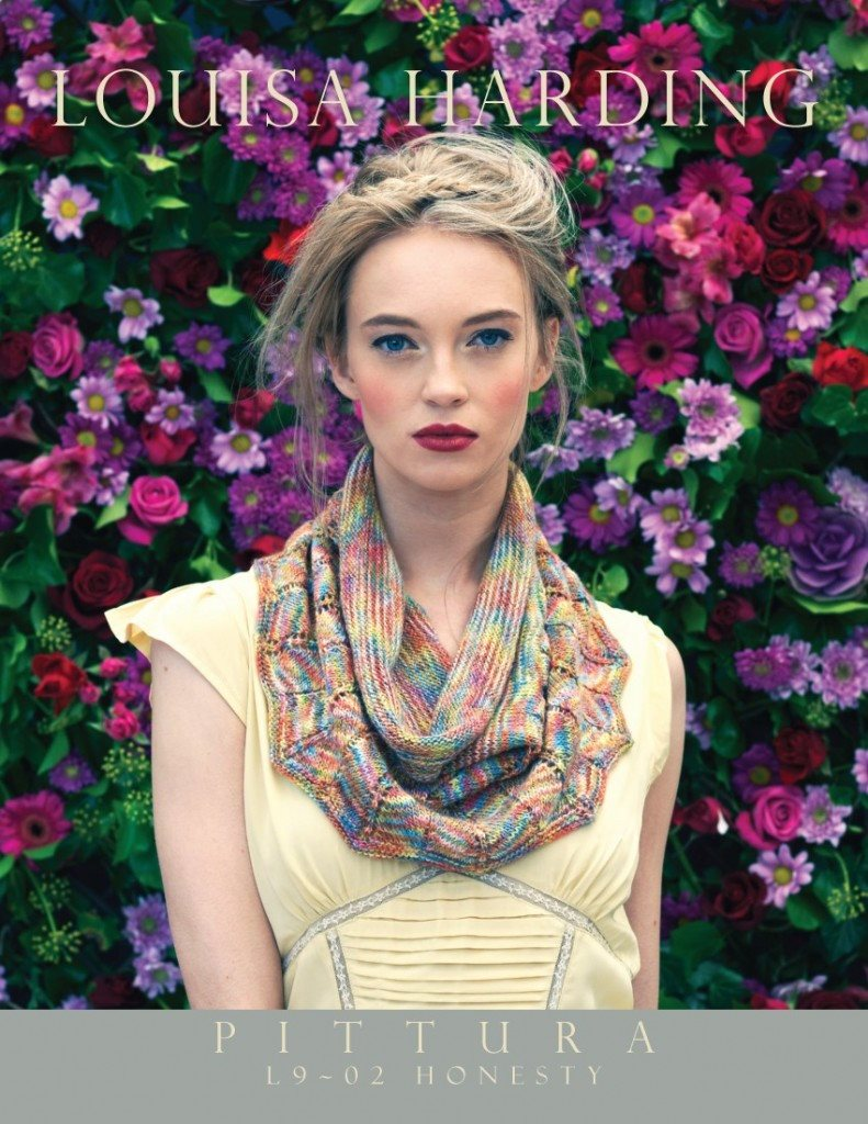 Louisa Harding Honesty Cowl Pattern