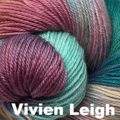 Paradise Fibers Yarn Three Irish Girls Adorn Sock Yarn Vivien Leigh - 19