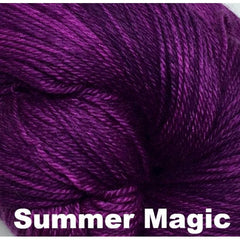 Paradise Fibers Yarn Three Irish Girls Adorn Sock Yarn Summer Magic - 16
