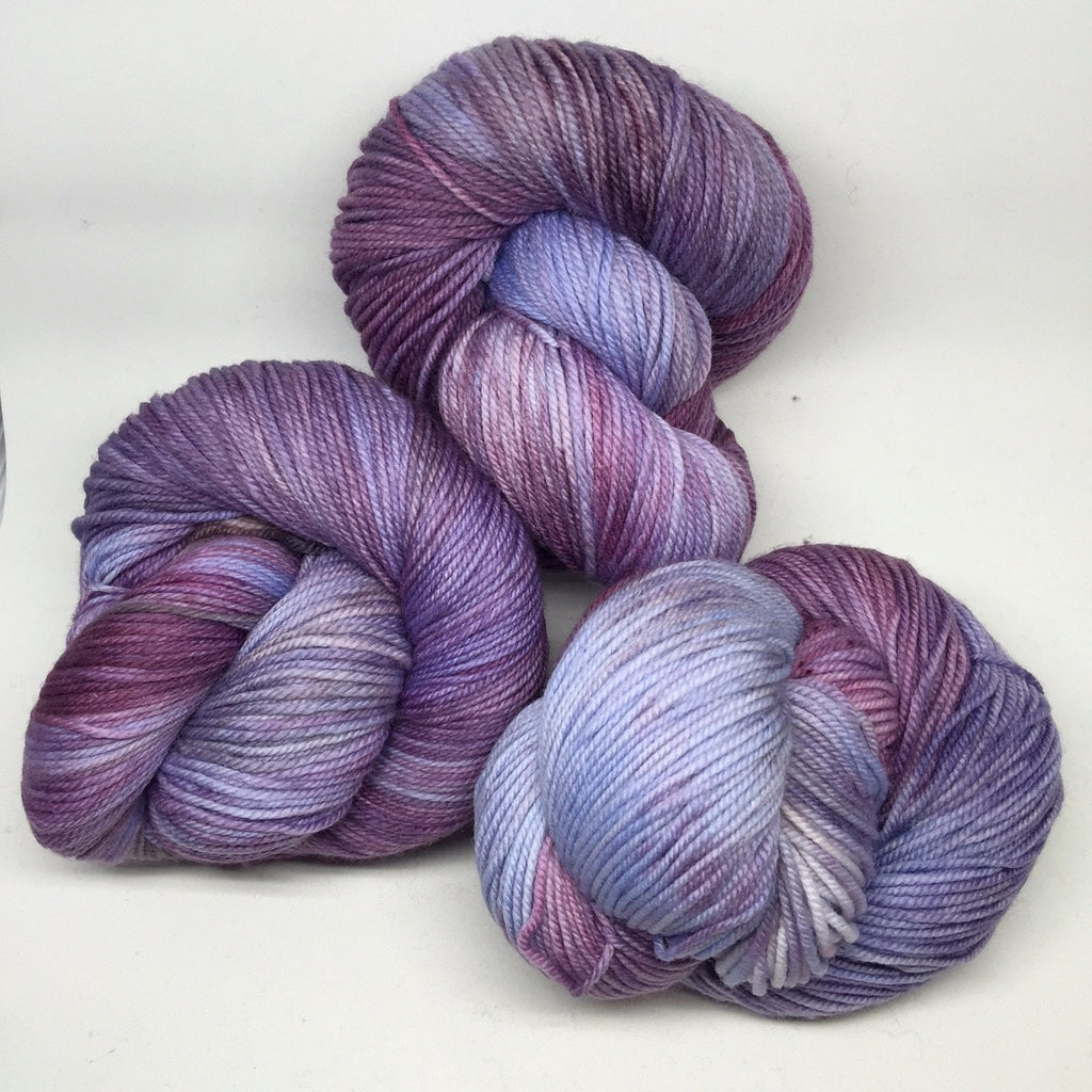 Yarn of The Month Club Exclusive- Happiness DK Lilac City  - 1