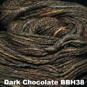 Misti Alpaca Baby Me Boo Hand Painted Yarn-Yarn-Dark Chocolate BBH38-
