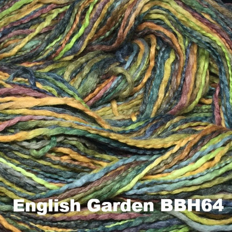 Misti Alpaca Baby Me Boo Hand Painted Yarn English Garden BBH64 - 16
