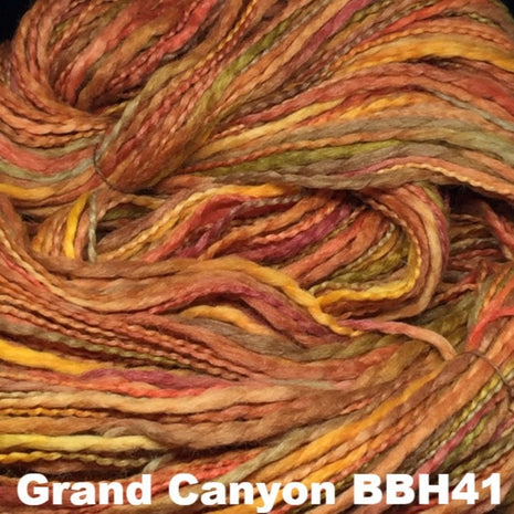 Misti Alpaca Baby Me Boo Hand Painted Yarn Grand Canyon BBH41 - 5