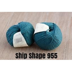 Rowan Wool Cotton Yarn- Ship Shape 955
