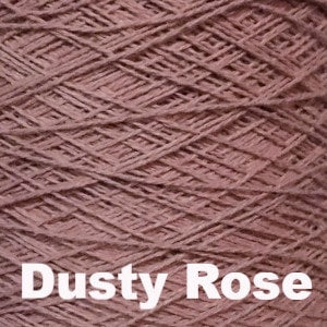 Paradise Fibers Special 8/2 Cotton Yarn Dusty Rose - 5