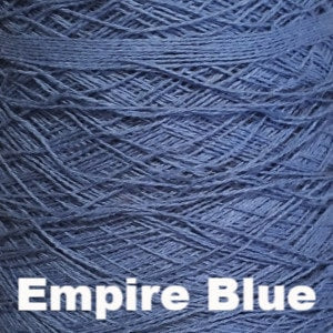 Paradise Fibers Clearance Paradise Fibers Special 8/2 Cotton Yarn Empire Blue - 1
