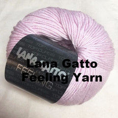 Paradise Fibers Yarn Lana Gatto Feeling Yarn  - 1