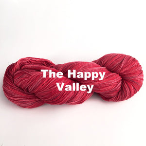 Yarn Fairy Manderley Superwash Lace-Yarn-The Happy Valley-
