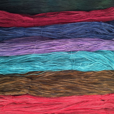 Paradise Fibers Yarn Yarn Fairy Manderley Superwash Lace  - 1
