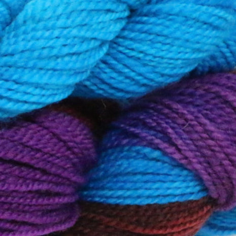 Blue Ridge Yarns - Footprints-Yarn-Blue Ridge Yarn Company-Navajo Sunset 003-Paradise Fibers