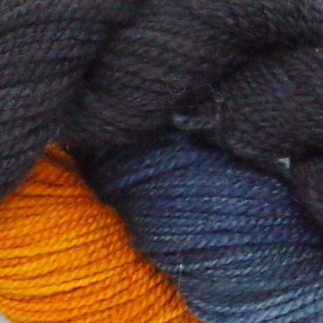 Blueberry Waffle Socks Kit-Yarn-Blue Ridge Yarn Company-Daylilies 036-Paradise Fibers