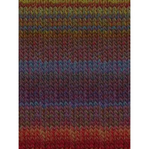 Katia Azteca - Pinks, Blue, Purple, Mustard-Yarn-