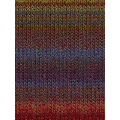 Paradise Fibers Katia Azteca - Pinks, Blue, Purple, Mustard