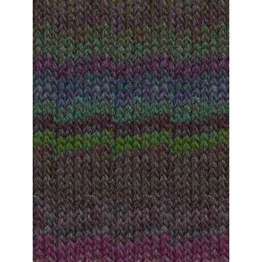 Paradise Fibers Katia Azteca - Purple, Green