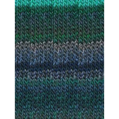Paradise Fibers Katia Azteca - Greens, Blue, Gray