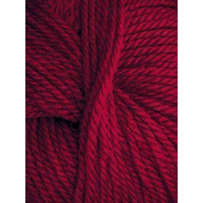 Paradise Fibers Debbie Bliss Blue Faced Leicester Aran - Red