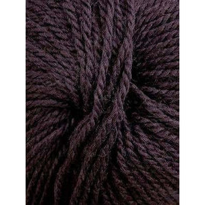 Paradise Fibers Debbie Bliss Blue Faced Leicester Aran - Plum