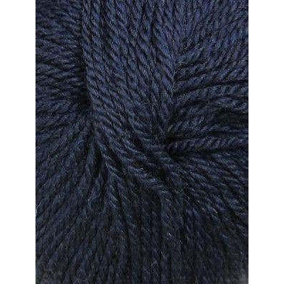 Paradise Fibers Debbie Bliss Blue Faced Leicester Aran - Navy