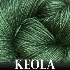Paradise Fibers Yarn Anzula Luxury Nebula Yarn Keola - 13