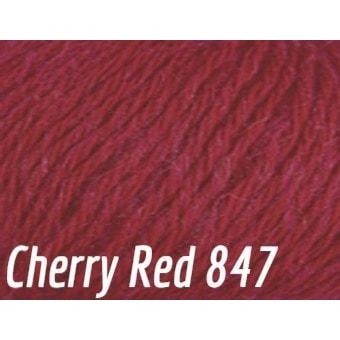 Rowan Kid Classic Yarn Cherry Red 847 - 16