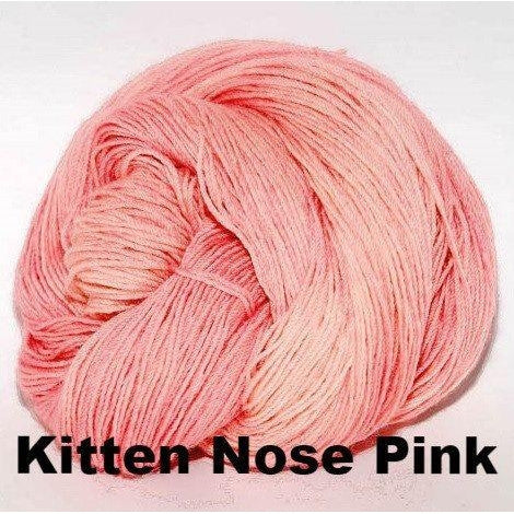Ancient Arts DK Yarn - Meow Collection Kitten Nose Pink - 13