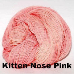 Paradise Fibers Yarn Ancient Arts DK Yarn - Meow Collection Kitten Nose Pink - 13