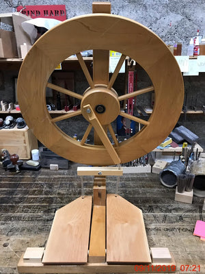 Lendrum - Single to Double Treadle Conversion