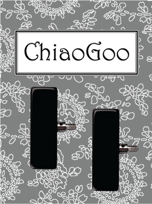 ChiaoGoo Connectors, Adapters, and Stoppers-Knitting Accessory-Stopper-Large-