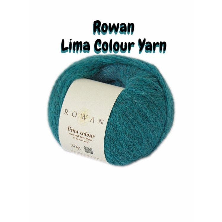 Rowan Lima Colour Yarn  - 1