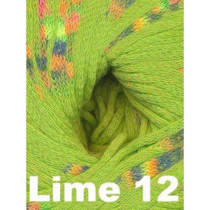 Conway + Bliss Lolli Yarn Lime 12 - 12