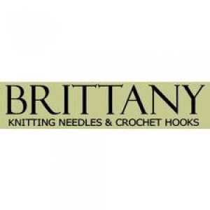 "Brittany Birch 10"" Straight Needles  - 2"