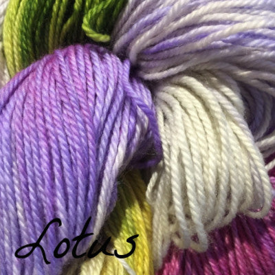 Hand Maiden Fine Yarn - Casbah Lotus (DISCONTINUED) - 10