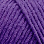 Brown Sheep Lambs Pride Worsted Yarn-Yarn-Supreme Purple M100-