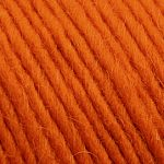 Brown Sheep Lambs Pride Worsted Yarn-Yarn-Orange You Glad M110-