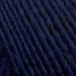 Brown Sheep Lambs Pride Worsted Yarn-Yarn-Navy Sailor M127-