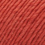 Brown Sheep Lambs Pride Worsted Yarn-Yarn-Deep Coral M159-