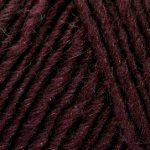 Brown Sheep Lambs Pride Worsted Yarn-Yarn-Aubergine M185-